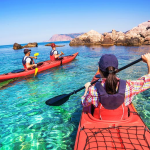 choosing a sea kayak