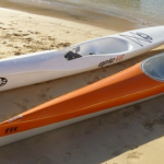 kayak vs surfski